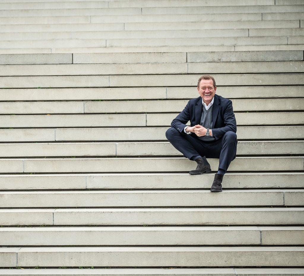 Mobilitätsexperte Hans Hamer